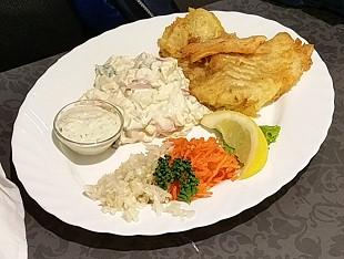 Mittagstisch bei Martens Meeresdelikatessen